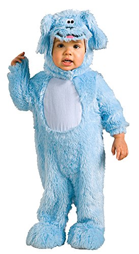 For Halloween Blues Costumes Clues (Baby-Toddler-Costume Blues Clues Blue Romper Toddler Costume Halloween)
