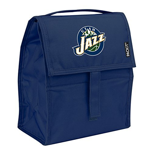 Packit Freezable Lunch Bag, Blue (Jazz Bag)