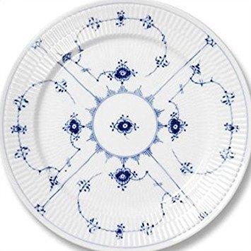 Royal Copenhagen Blue Fluted Plain 10.75'' Dinner Plate
