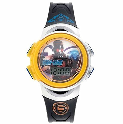 Guardians of the Galaxy LCD Watch