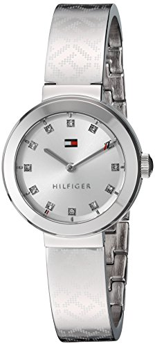 Tommy Hilfiger Women's Quartz Stainless Steel Casual Watch, - Tommy Hilfiger Watches Women