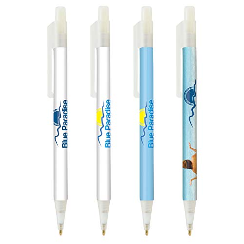- Custom Pens - Colorama Frost Pen - $0.69/pc, Qty 250, No Setup Cost, Personalize With Logo PromoStadiumTM