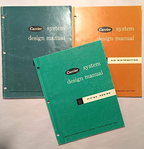 Manual Carrier - Carrier System Design Manuals (1-3)