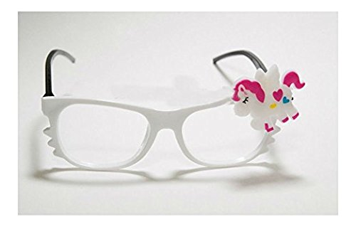 Toycamp 12/pk Flashing Lensless Assorted Unicorn Glasses LED SunGlasses Rave Party Wear by Toycamp (Image #5)