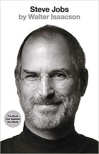Steve Jobs By Walter Isaacson Book