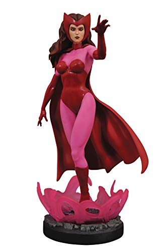 DIAMOND SELECT TOYS Marvel Premier Collection: Scarlet Witch Resin Statue