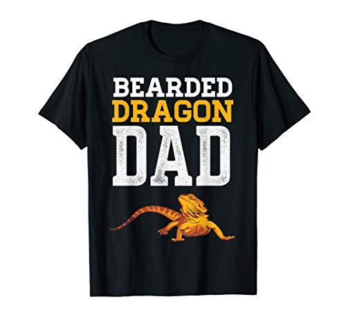 Bearded Dragon Dad Shirt Bearded Dragon Tee -