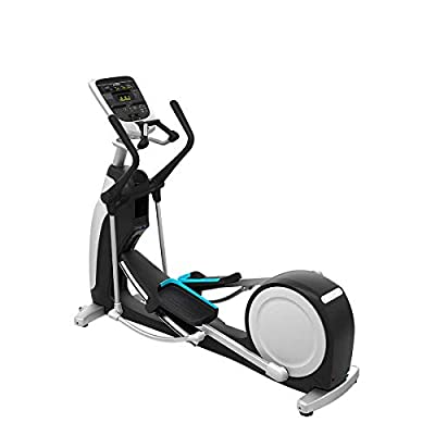 Precor PHRCE835G3060EN Elliptical Fitness Crosstrainer, Silver