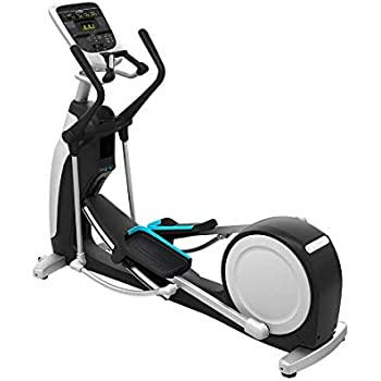 Precor EFX 835 Commercial Elliptical Fitness Crosstrainer- Silver