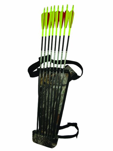 Sportsman's Outdoor Products Tarantula Broadhead Hip Quiver (Camo)