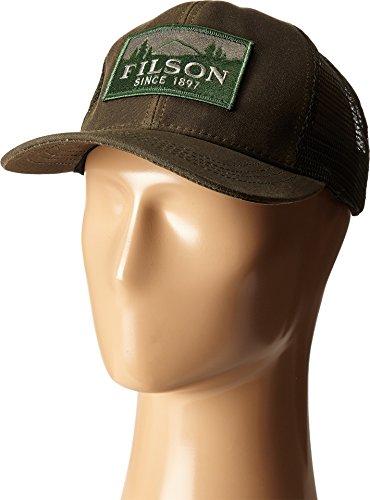 Filson Unisex Logger Mesh Cap Otter Green One Size ()
