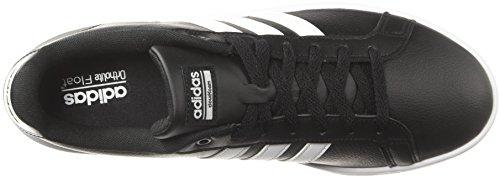 Women's Advantage White Black Black Sneaker adidas Cf PdfxqwCC
