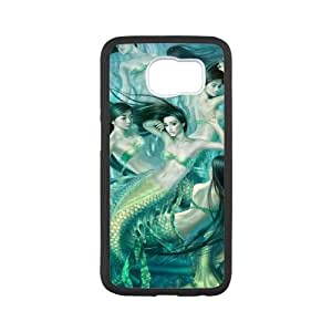 S-T-R5026794 Phone Back Case Customized Art Print Design Hard Shell Protection SamSung Galaxy S6