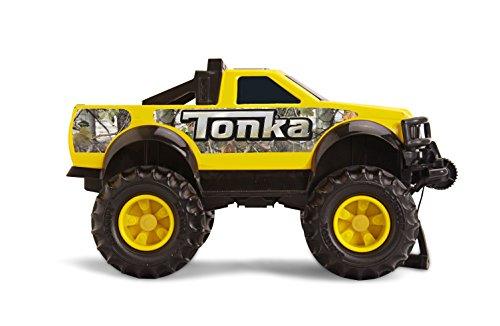 Funrise Tonka Steel 4x4 Pickup Truck (Tonka Tow Truck)