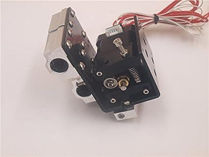 Heasen Reprap Prusa i3 ANET A8 Kit de extrusor de impresora ...