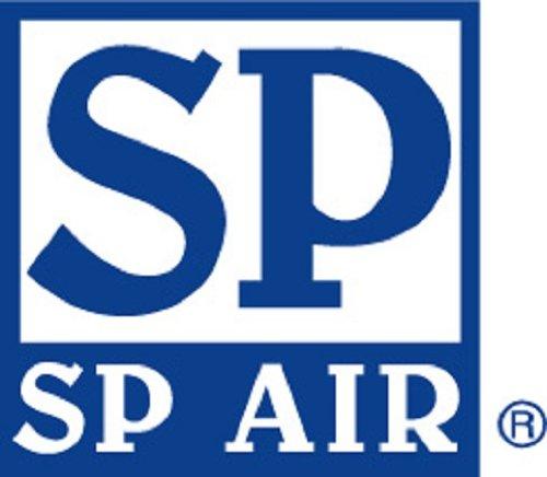 SP Air Corporation SP-7220 1//4-Inch Heavy-Duty Straight Die Grinder SP7220