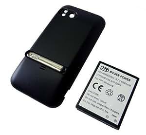 Mugen Power Extended 4000mAh Battery for Verizon HTC Rezound
