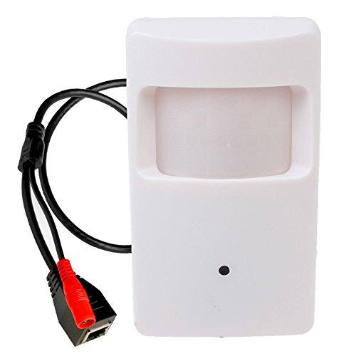 Vanxse® Cctv Motion Detect Style 1.0mp 1280x720p Mini Spy Pinhole Ip Security Camera P2p Hidden Network Surveillance Ip Camera