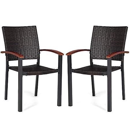 41qeiEPsOBL._SS450_ Wicker Dining Chairs