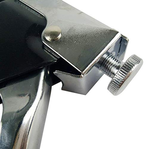 Homyl Nail Stapler Heavy Duty Upholstery Carpenter Hand Nailer with U/T/ Door Shaped Nails not Included by Homyl (Image #3)