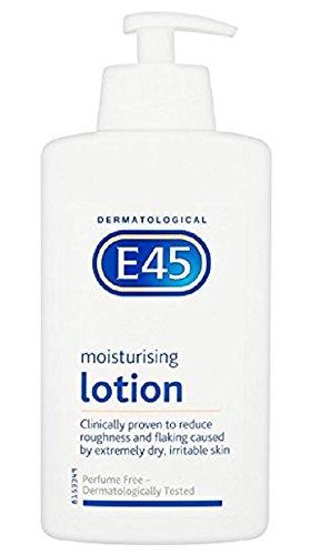 E45 Dermatological Moisturising Lotion (500ml)
