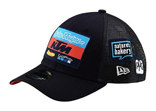 Troy Lee Designs 2019  KTM Team Licensed Curve Snapback Hat Adult One Size Navy