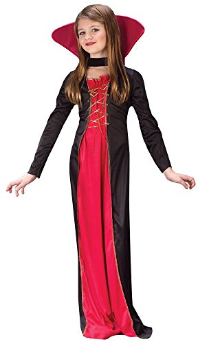 Fun World Victorian Vampiress Kids Costume]()