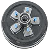 Lippert Components 122460 Brake Hub Assembly (3,500lbs. Axles),1 Pack