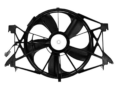 Amazon Com New Radiator Fan Assembly For 2009 2018 Ram Full Size P
