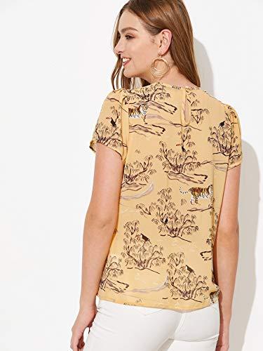 Buy short sleeve dress shirts for women for work