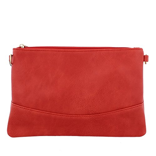 Clutch Removable of Bag choice Strap or 31848 colours With a Red in Cross body xwqBA1g