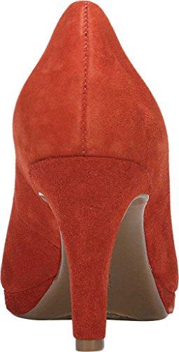 Balsamo Da Donna In Pelle Rosso Naturale Per Donna