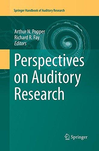 Springer Handbook - Perspectives on Auditory Research (Springer Handbook of Auditory Research)