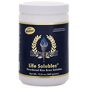 Amazon.com: Integris - Life Solubles Stabilized Rice Bran