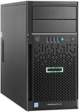 HPE ML30 G9 4U E3-1220v5 (3.0GHz 4C) 4GB 2133R SR 1TB SATA 7.2k hp 3.5Zoll B140i 2x1Gb NIC DVD-RW 350W nhp 1J-VOS TV