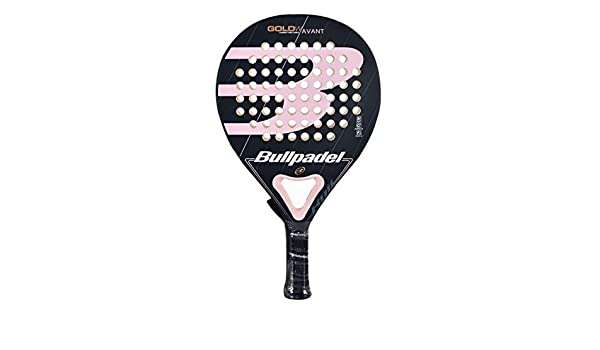 Pala DE Padel BULLPADEL Gold Woman 3.0: Amazon.es: Deportes y aire ...