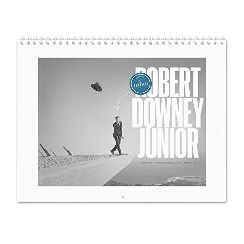 Robert Downey Jr. - Esquire 2019 Wall Calendar