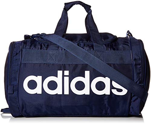 Adidas Santiago - Bolsa Deportiva, Azul Oscuro, Una Talla