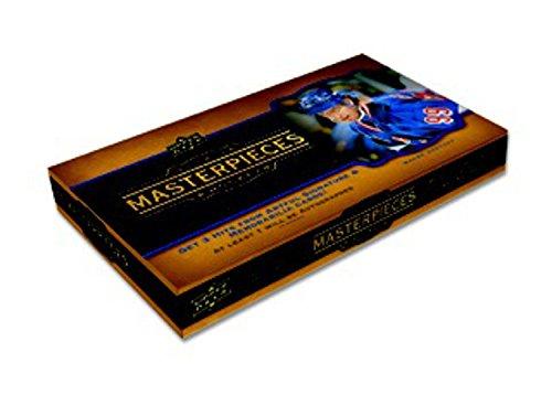 2014-15 Upper Deck Masterpieces NHL Hockey Hobby Trading Cards Box (Masterpieces Upper Deck)