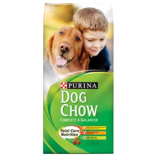 Dog Chow Dry Dog Food - 18.5 lb