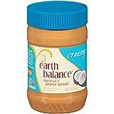 Cheap Earth Balance Gluten Free Vegan Peanut Butter, Creamy Coconut, 16 Ounce