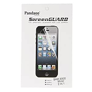 TY 2 Pcs Mirror Screen Guard Proctor for Samsung Galaxy S3 I9300