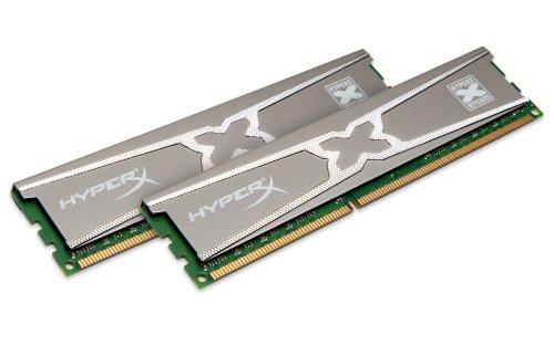 Kingston Technology HyperX Genesis 10th Anniversary Series 8GB Kit (2x4GB) DDR3 1600MHz PC3-12800 CL9 DIMM XMP Memory KHX16C9X3K2/8X