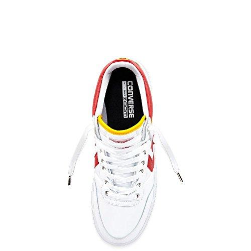 Blanco insignia Converse Unisex Skate red Blue white Deporte De Zapatillas Adulto Ctas 101 Hi Pro Textile qw1rnFOvqg