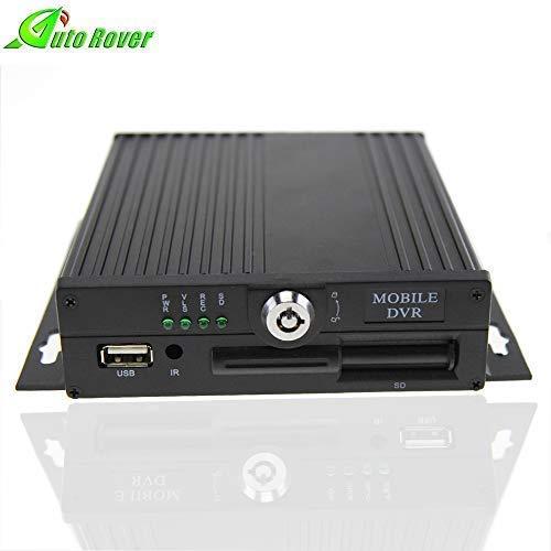 Auto Rover Mobile DVR, 4 Channels Car Vehicle AHD Car DVR, Surveillance System for Trucks, Trailers, Vans, - 4 Ntsc Dvr Channel