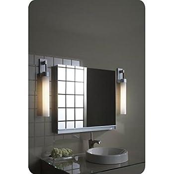 Amazon Com Robern Cb Uc3027fpe Uplift Flat Plain Mirror