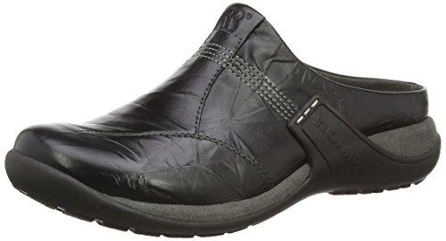 Romika Milla 97, Women's Clogs Black (Schwarz 100)