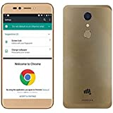Micromax Selfie 2 Q4311  Champagne Gold  Smartphones