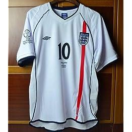 XIYUAN Maillot de Football Classique Coupe du Monde Football T-Shirts Jersey Adulte Uniforme-Nom et Numéro Personnalisés