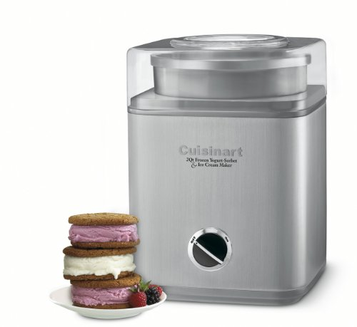 Review Cuisinart ICE-30BC Pure Indulgence
